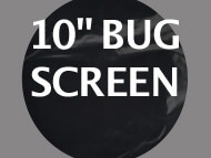 Black Ops Bug Screen 10 inches