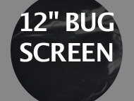 Black Ops Bug Screen 12 inches