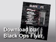 Download our black ops flyer