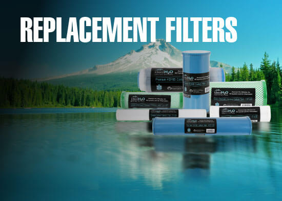 Ideal H2O Replacement Filters