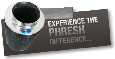 Experience the Phresh difference