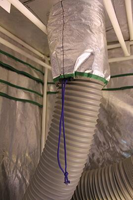 Interior Ducting Sleeve