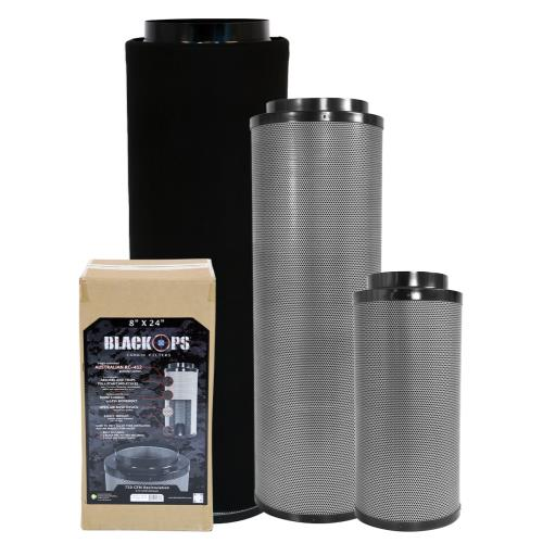 Black Ops® Carbon Filters