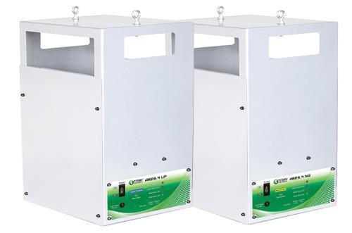 Titan Controls® Ares® 4 - Four Burner CO2 Generators