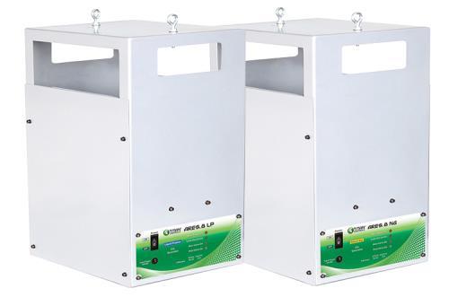 Titan Controls® Ares® 8 - Eight Burner CO2 Generators