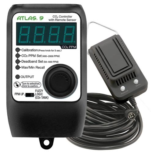 Titan Controls® Atlas® 9 - CO2 Controller with Remote Sensor