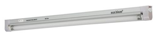Sun Blaze® T5 HO Fluorescent Strip Light Fixtures