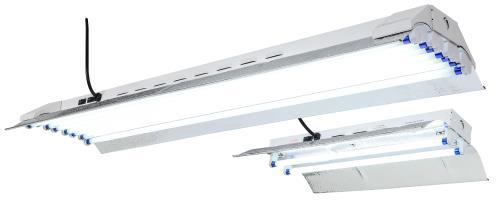 AgroFlex™ T5 HO Fluorescent Fixtures - 120 Volt