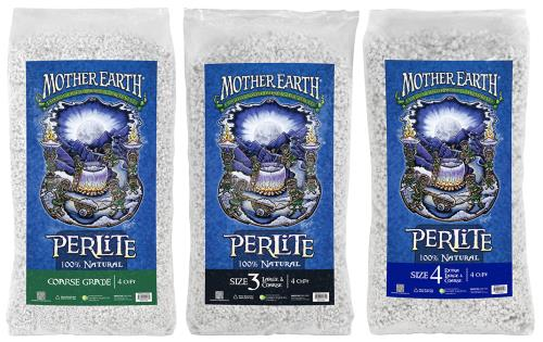 Mother Earth® Perlite & Coarse Perlite