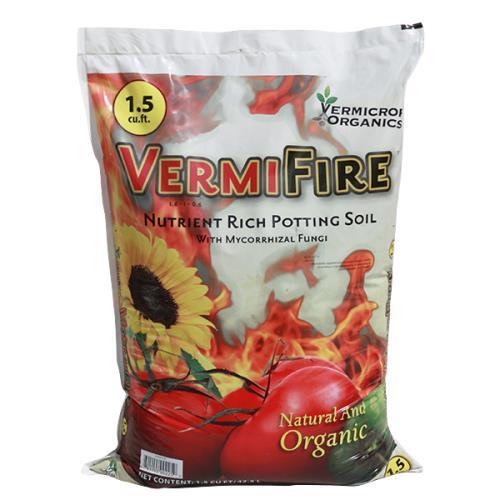 Vermicrop Organics® VermiFire Premium Soil
