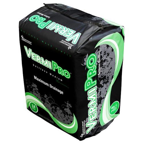 Vermicrop Organics® VermiPro™ Soilless Medium