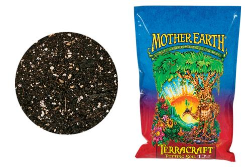 Mother Earth® Terracraft™ Potting Soil