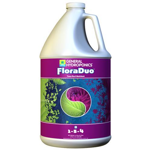 General Hydroponics® FloraDuo® Hydroponics B  1 - 5 - 4