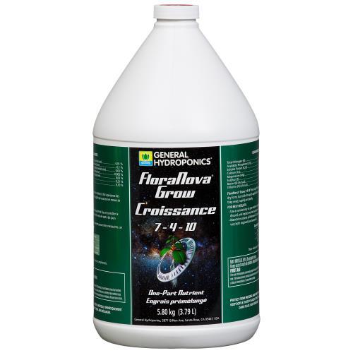 General Hydroponics® FloraNova Grow® 7 - 4 - 10