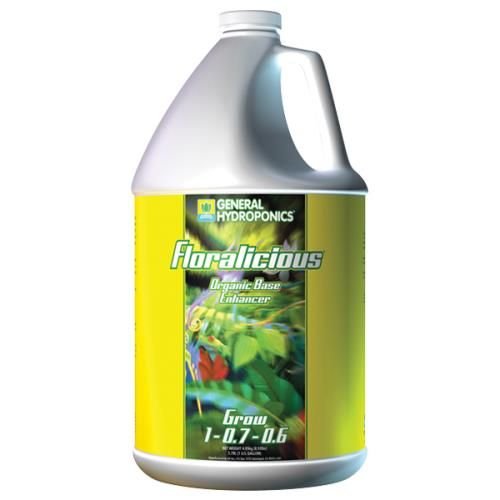 General Hydroponics® Floralicious® Grow 1 - 0.07 - 0.6