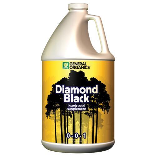 General Hydroponics® Diamond Black™  0 - 0 - 1
