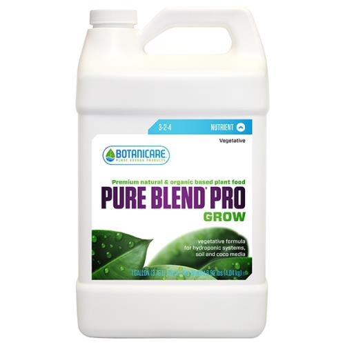 Botanicare® Pure Blend® Pro Grow Formula  3 - 2 - 4