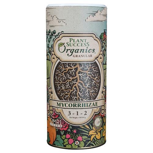 Plant Success® Organics Granular Mycorrhizae  3 - 1 - 2