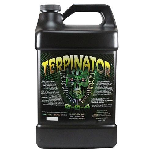 Terpinator  0 - 0 - 4 from Rhizoflora