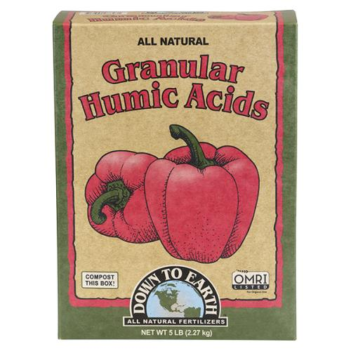 Down To Earth™ Granular Humic Acids