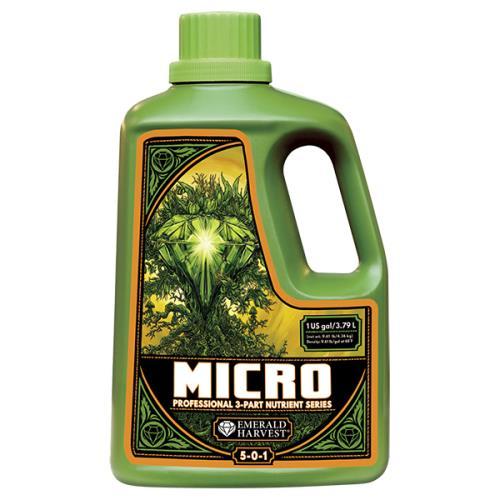 Emerald Harvest® Micro  5 - 0 - 1
