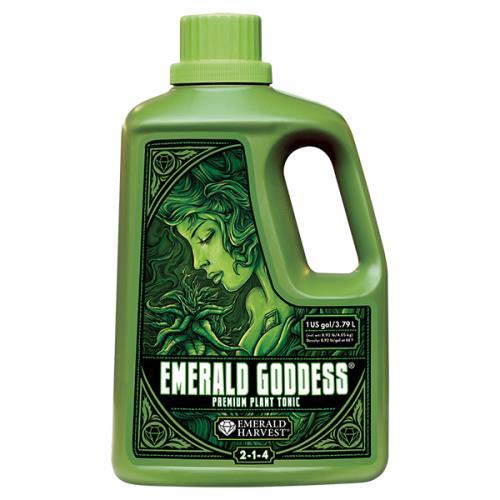 Emerald Harvest® Emerald Goddess®  2 - 1 - 4