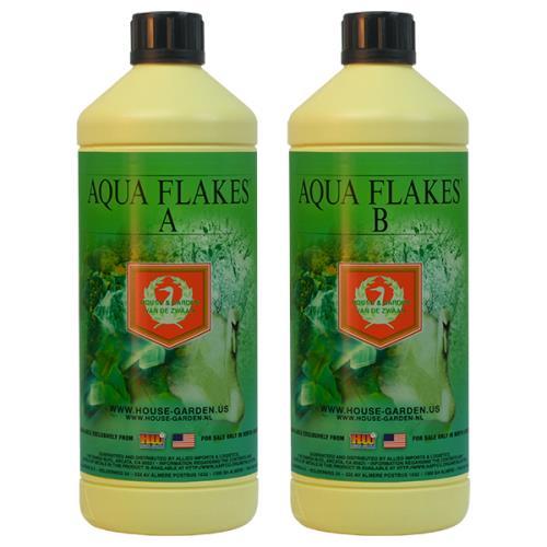 House & Garden Aqua Flakes® A 0.3 - 0 - 0.3 & B 0.1 - 0.3 - 0.6