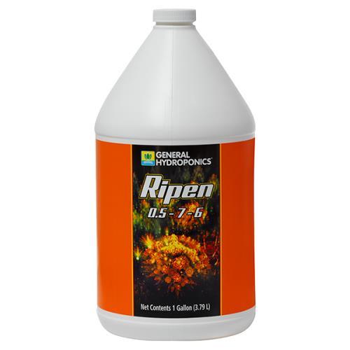 General Hydroponics® Ripen®  0.5 - 7 - 6