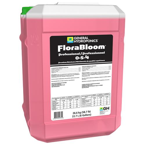 General Hydroponics® FloraBloom® Professional  0 - 5 - 4