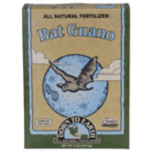 Down to Earth, BAT GUANO 7-3-1 OMRI