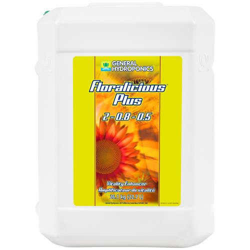 General Hydroponics® Floralicious® Plus 2 - 0.8 - 0.02