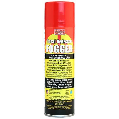 Doktor Doom® Total Release Fogger