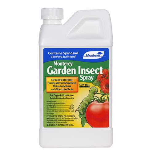 Monterey Insect Spray with Spinosad