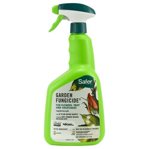 Safer® Garden Fungicide