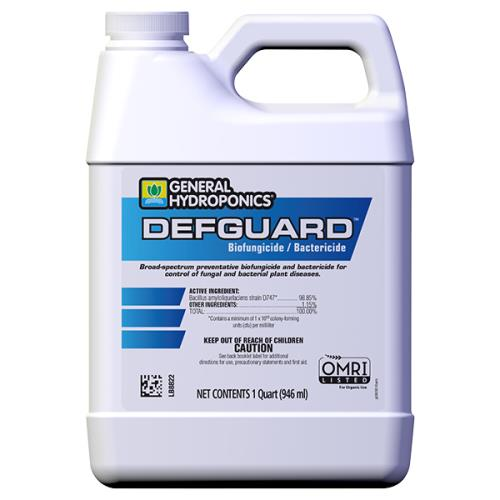 General Hydroponics® Defguard™ Biofungicide/Bactericide