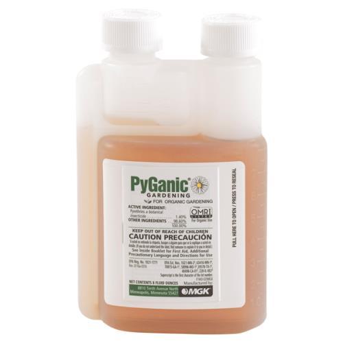 PyGanic® Gardening