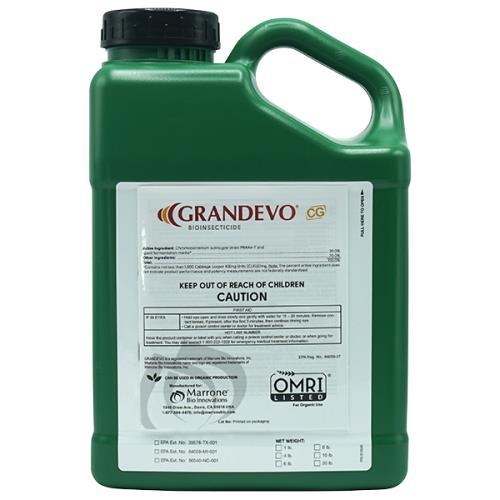 Marrone Bio Innovations Grandevo® CG Insecticide