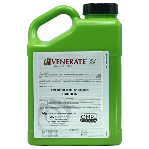 Marrone Bio Innovations Venerate® CG Bioinsecticide