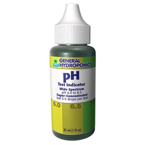 General Hydroponics® pH Test Kit