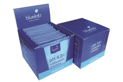 Bluelab® Calibration Solution 20 ml Sachets