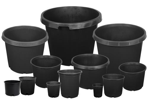 Gro Pro® Premium Nursery Pots - Injection Molded