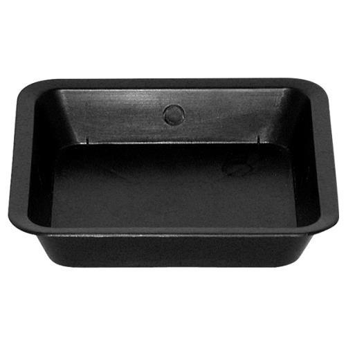Gro Pro® Black Square Saucer for Black Square Pots