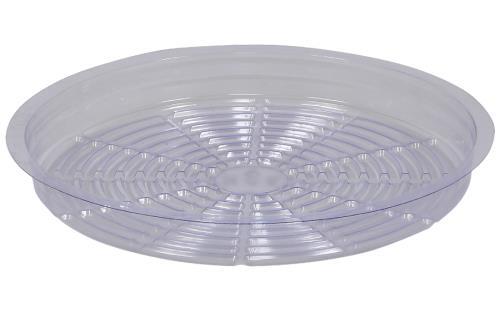 Gro Pro® Premium Clear Plastic Saucers