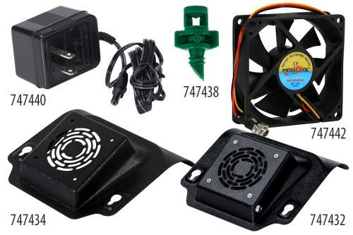 TurboKlone Replacement Parts