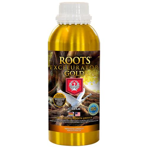 House & Garden Roots® Excelurator Gold