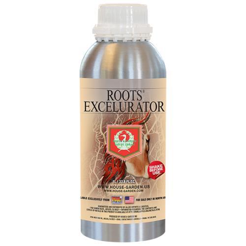 House & Garden Roots® Excelurator Silver