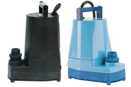 Little Giant® 5-MSP Submersible Pumps