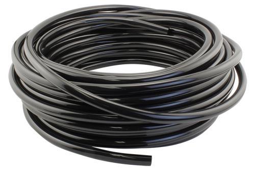 Hydro Flow® Premium Vinyl Tubing - Black