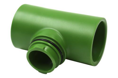 FloraFlex® Flora Pipe Fittings - T