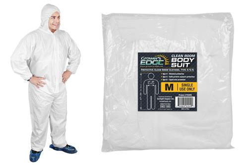 Grower's Edge® Clean Room Body Suit